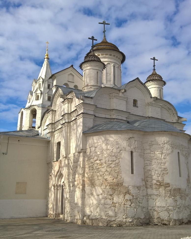 Церковь Зачатия Иоанна Предтечи в Коломне