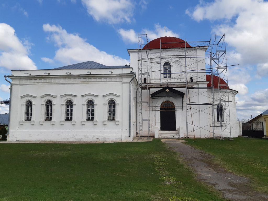 Храм Николы Гостиного