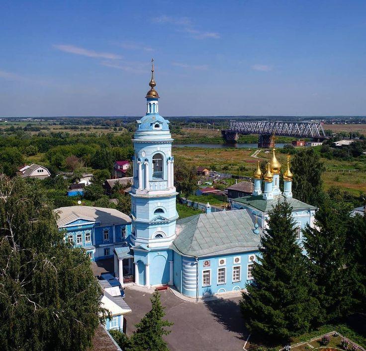 Храм Богоявления-в-Гончарах