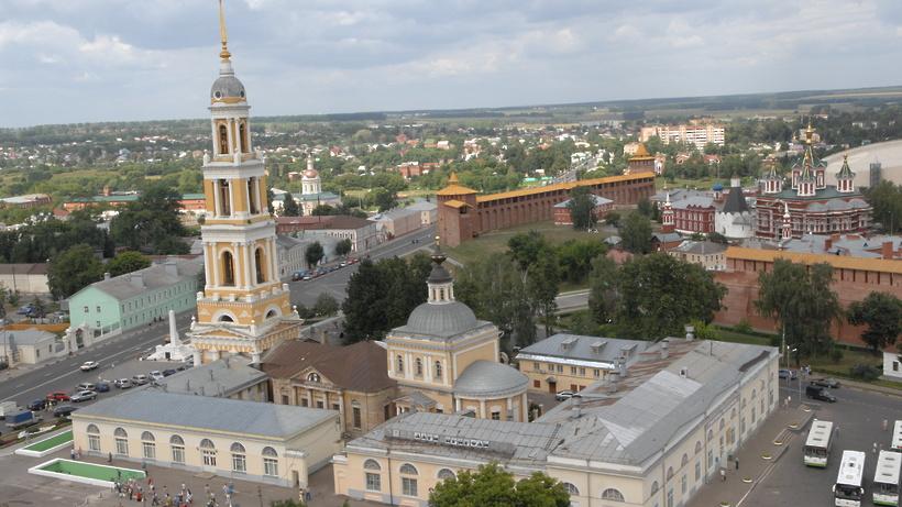 Церковь Иоанна Богослова с колокольней