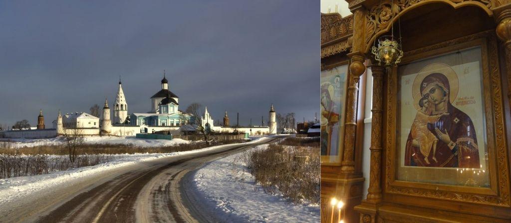 Экскурсия в Бобренев монастырь