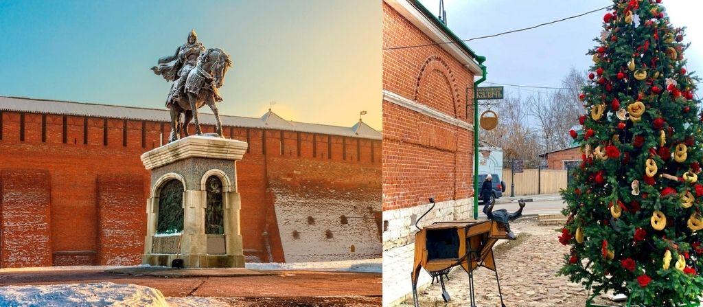Экскурсия по Кремлю зимой