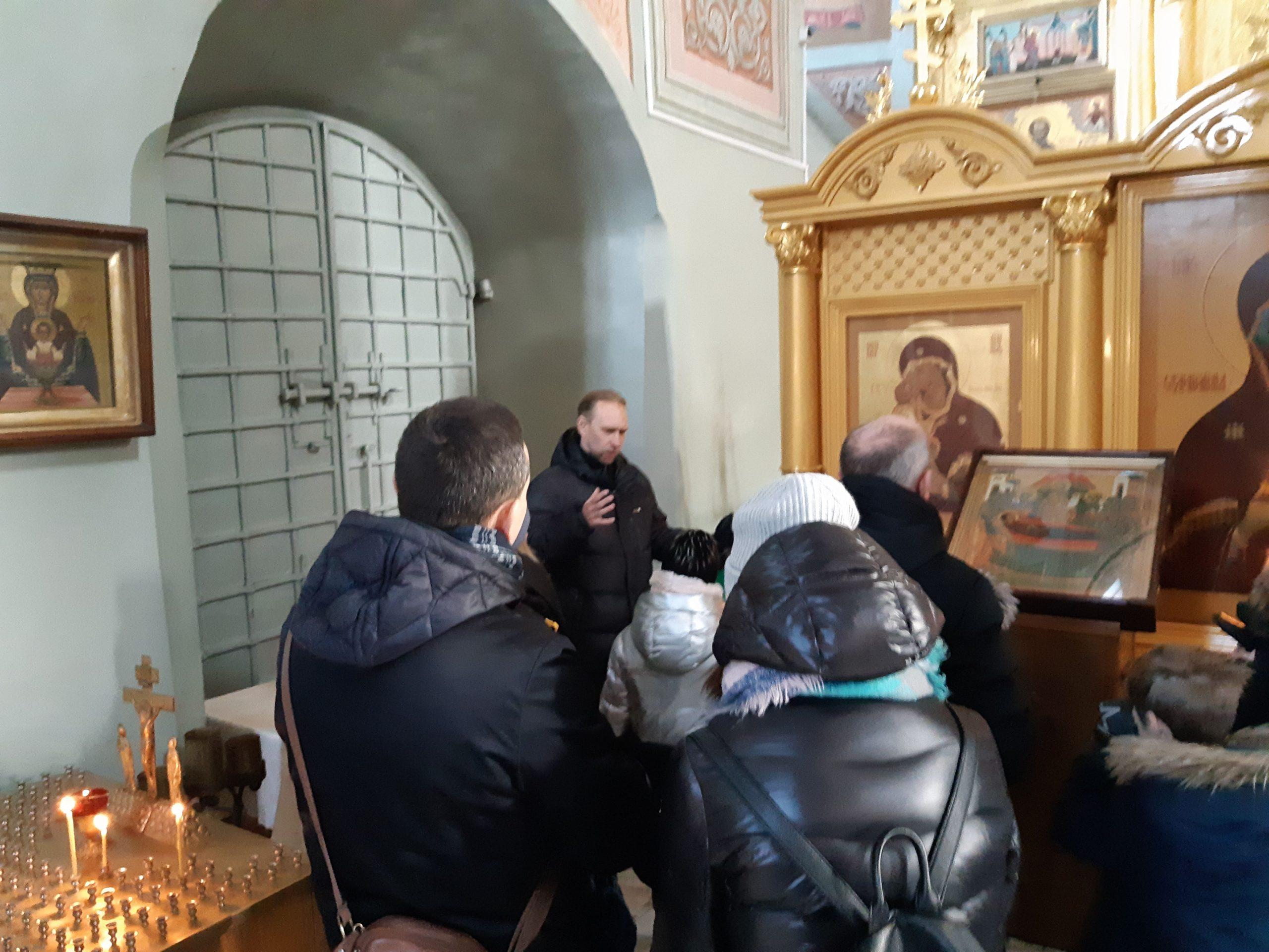 экскурсия в кремле коломны